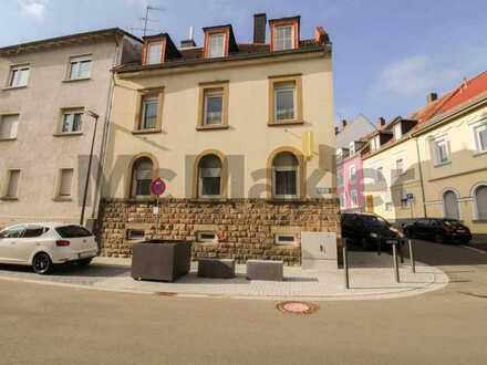 Zentral in Pirmasens: Bewohnte, gut geschnittene 3-Zimmer-Wohnung in verkehrsgünstiger Lage