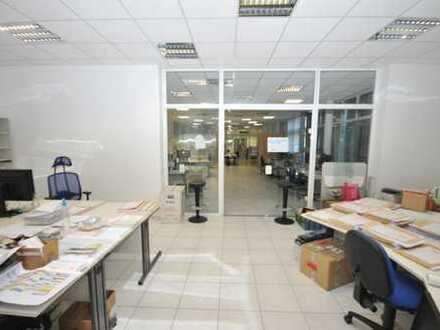 Büro- Praxis- Lagerflächen beliebig teilbar zu vermieten. Teilbar zwischen 50 m² - 600 m²