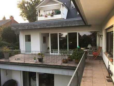 Geräumige 4-Zimmer-Terrassenwohnung mit gehobener Innenausstattung zur Miete in Greven