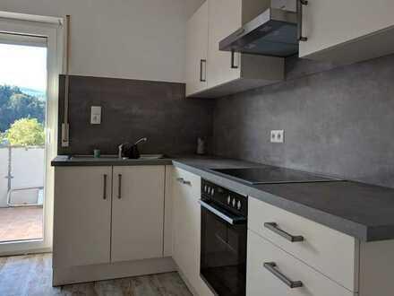 Ruhige 3-Zimmer-Wohnung mit großer Terasse und Schwarzwaldblick