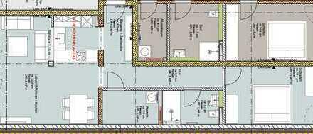 2 - Zimmer Neubau Wohnung in zentraler Lage in Hamburg-Bahrenfeld zu verkaufen