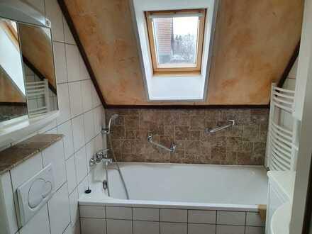 Schöne 2-3 Zimmer-DG-Wohnung mit Terrasse in Reinheim
