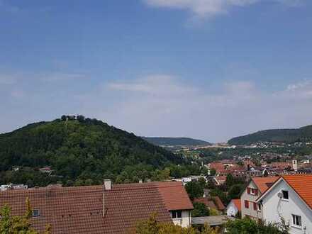 Renovierte 3,5-Raum-EG-Wohnung in schöner Lage am Lemberg, Nagold