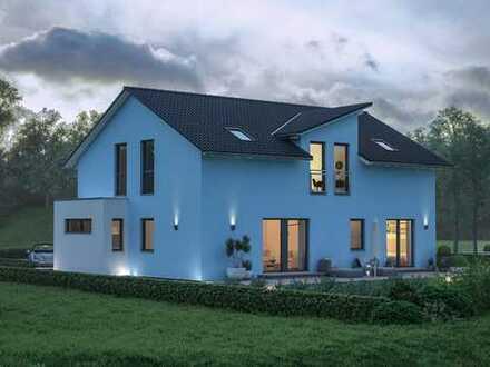 Ein modernes Haus mit Einliegerwohnung - mit massahaus werden Ihre Träume Realität