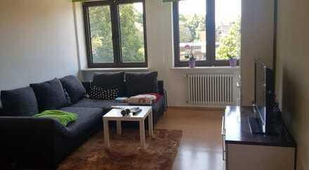 Freundliche 3,5-Zimmer-Wohnung mit Balkon und Einbauküche in Bergatreute