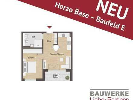 | 2-Zi-Whg | BAUFELD E - VERKAUFSSTART | SALES LAUNCH | BAUWERKE @ HERZO BASE |