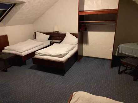 ***2 Hotel Garni für eins, mit Blick zum Kahlbachlauf **