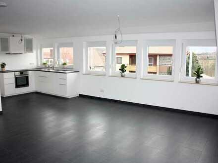 Offen - Hell - Modern: 100m² -3,5 Zimmer Wohnung in guter Lage