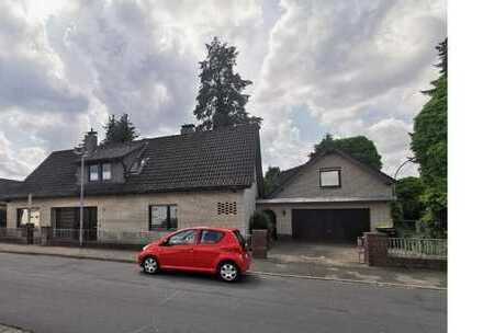 Gut gelegenes Einfamilien- /Mehrfamilienhaus in Celle, Westercelle mit Garten und großer Garage