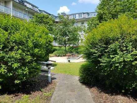Neues Zuhause oder attraktive Anlage! Helle EG-Wohnung mit Garten, 2 Terrassen und Wintergarten!