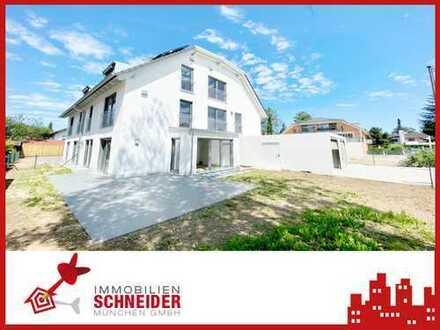 IMMOBILIEN SCHNEIDER - Perlach - wunderschöne und sehr großzügige Neubau DHH mit EBK