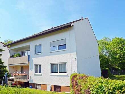 Gepflegte helle 5 Zi.-ETW 111 m², ruhige verkehrsgünstige Lage, Südbalkon. Garage zus. mögl. LESEN!