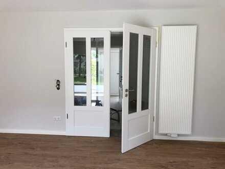 Erstbezug nach Sanierung: freundliche 4-Zimmer-EG-Wohnung in Wesel-Diersfordt