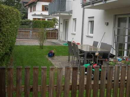 Stilvolle, neuwertige 5-Zimmer-Wohnung Garten und EBK in Ramersdorf, München