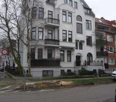 Geräumige Altbremer Wohnung nähe Bürgerpark