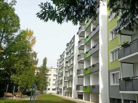 Wohnvergnügen verteilt auf 2 Zimmer
