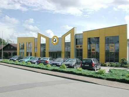 Firmenverkauf: Hallen, Büroräume, Lager und Austellungsfläche