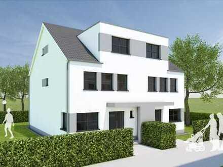 Wohnen In den Kämpen! Vollunterkellerte Doppelhaushälfte mit 2 Terrassen.