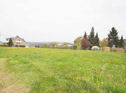 Urschmitt: Großzügiges, idyllisch gelegenes Baugrundstück mit ca. 1.004 m² zu verkaufen
