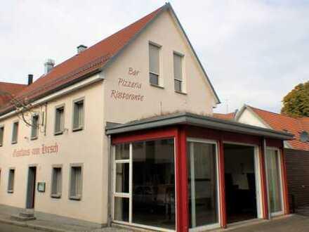 ***Eine Immobilie mit vielen Möglichkeiten*** im historischen Ortskern von Knittlingen