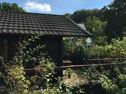 Ferien- und Wochenendhaus (Holzhaus) auf Pachtgrundstück am Listersee