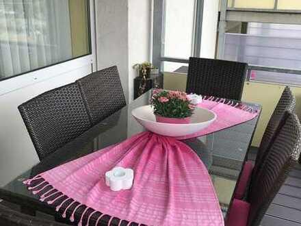 Tolle 3-Zi.-Eigentumswohnung mit großem Balkon u. 2 PKW-Stellplätzen