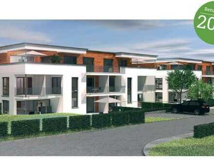 Erstbezug: gehobenes 1-Zimmer-Apartment mit EBK und Balkon