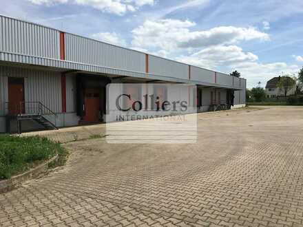 Gewerbepark | Flächen ab ca. 1.000 m² | Flexible Büroanmietung | Erfurt-Nord