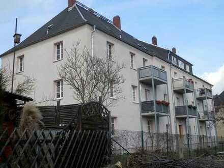 Hier ist Potential! MFH in Zschopau sucht neuen Eigentümer!