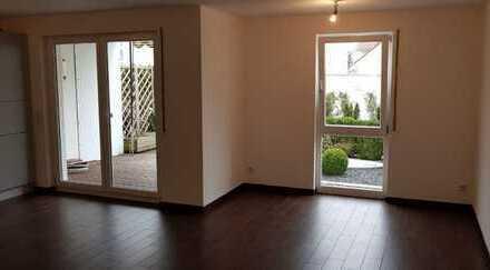 Schöne 3-Zimmer-EG-Wohnung mit Garten und EBK in Holzgerlingen