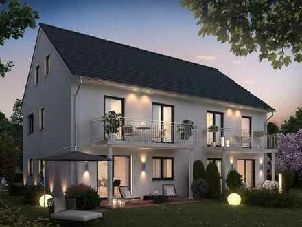 Massiv - Stein auf Stein! Wunderschöne Doppelhaushälfte mit Ausbaupotential !!!