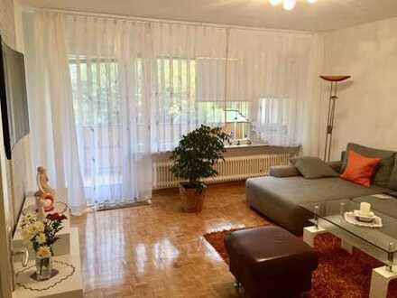 Provisionsfrei 3 Zi. Eigentumswohnung mit Garten & Garage direkt an der Elz
