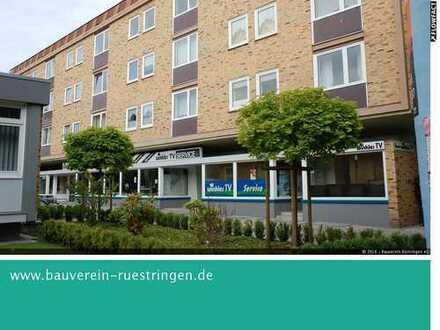Schöne, große Vier-Zimmer-Wohnung mit Balkon in der Gartenstadt Siebethsburg!