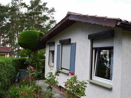 Schnuckeliges Ferienhaus am Oberuckersee