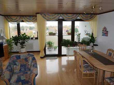Gepflegte 4-Zimmer-Wohnung mit Balkon in Frankenthal (Pfalz)