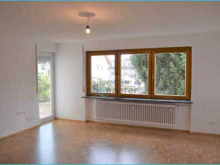 Immobilien Seegerer: Großzügige, helle 4-Zi-EG-Wohnung in Lindau-Reutin