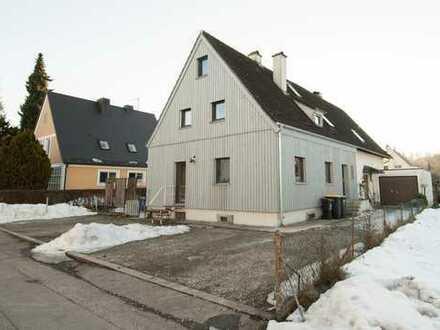 Schönes Doppelhaus mit 11 - Zimmern im Unterallgäu (Kreis), Mindelheim