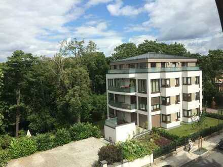 Sonnige, geräumige 3-Zimmer Balkon-Wohnung im Villenviertel Dresden Weißer Hirsch