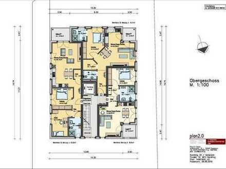 Moderne, hochwertige 2-Zimmer-ETW, GT-Innenstadt, Fahrstuhl, Terrasse, Stellplatz