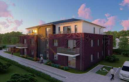 9 attraktive Eigentumswohnungen in Grußendorf