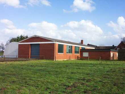 Lager-und Produktionshalle mit Büro in Lingen/Ems
