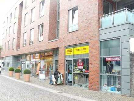knapp 160 m² Ladengeschäft in Zentrumslage von Ahrensburg