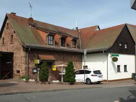 Gaststätte mit Wohnung im historischen Erbach!