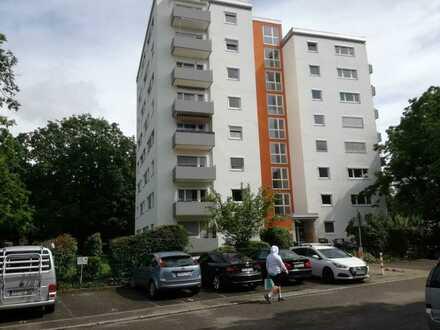2-Zimmer-Wohnung mit Balkon in Freiburg