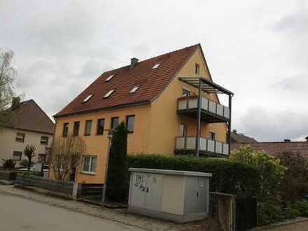 3-Zimmerwohnung + DG mit Balkon in Burghausen