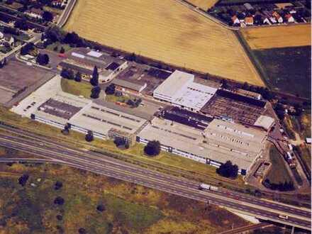 Produktions- und Lagerhallen mit Sprinkleranlage bei Hildesheim