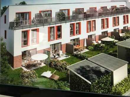 Schönes, geräumiges REH mit vier Zimmern in Hannover-Laatzen; Erstbezug