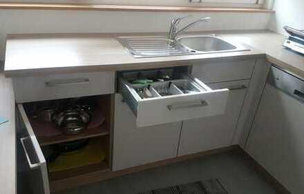 Frisch renovierte und luxuriöse 4-Zimmer-Duplex-WG für den Erstbezug