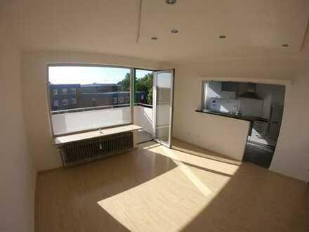 Renovierte 2-Zimmer-Wohnung inkl. Außenstellplatz