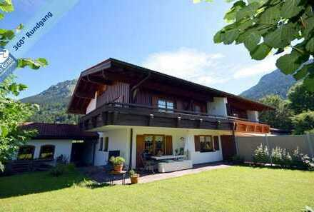 Großzügige Doppelhaushälfte in Oberstdorf